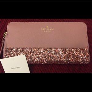 Kate Spade - Wallet (Glitter)
